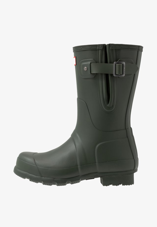 MENS ORIGINAL SIDE ADJUSTABLE SHORT - Wellies - dark olive