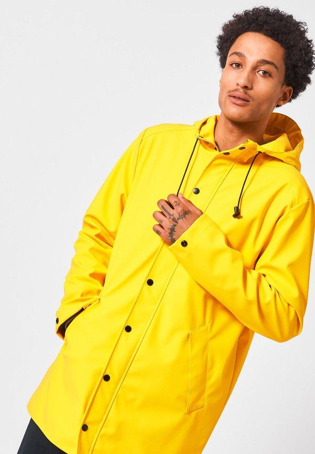 JACE - Parka - yellow