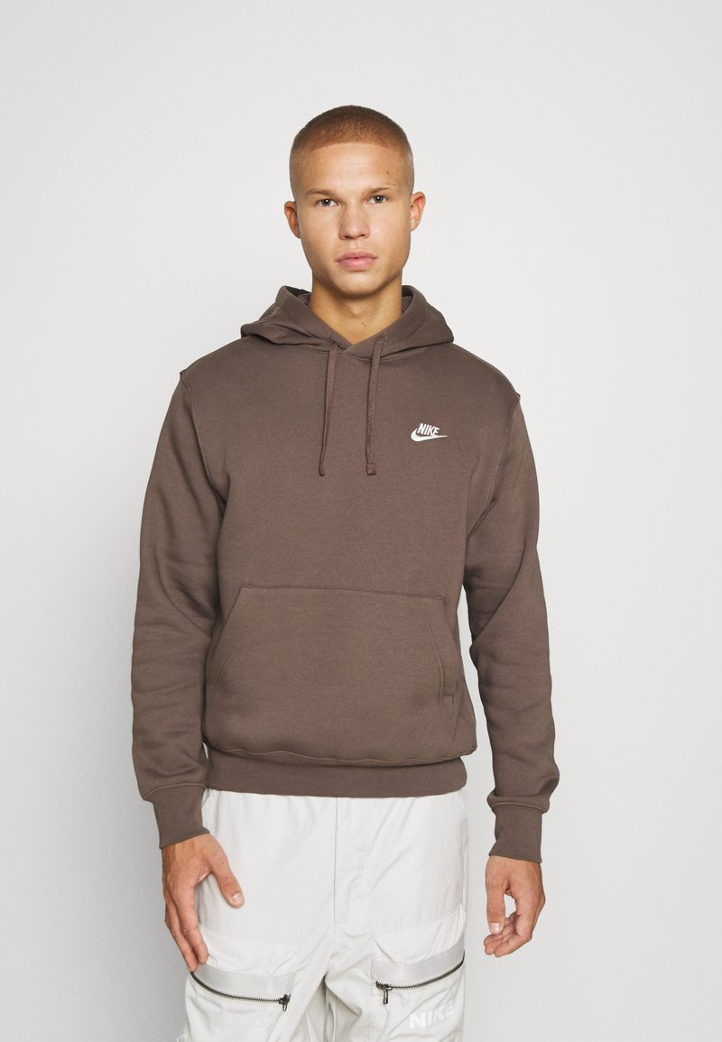 Nike Sportswear - CLUB HOODIE - Felpa - ironstone