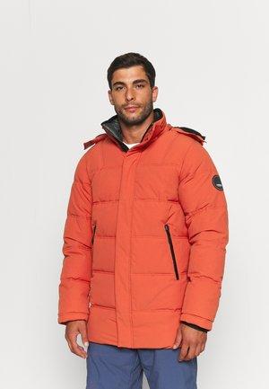 BIXBY - Winter jacket - burned orange
