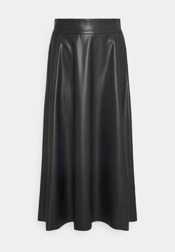 TALOR SKIRT - A-line skirt - black