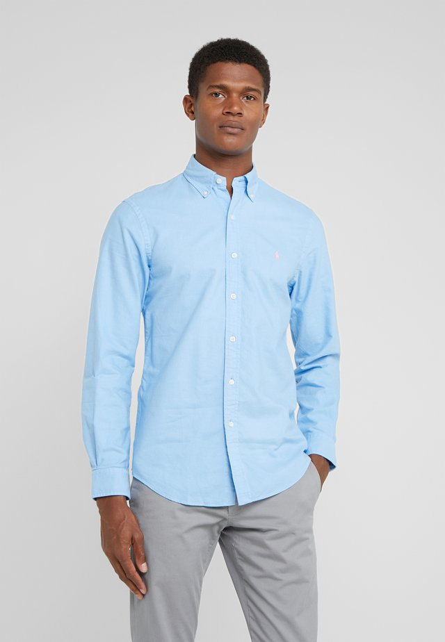 OXFORD  - Camicia - blue lagoon