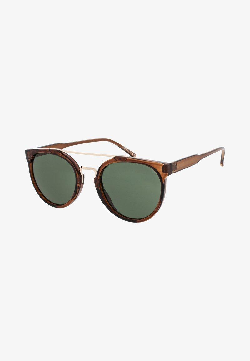 Icon Eyewear - SOO-HIE - Zonnebril - brown/green