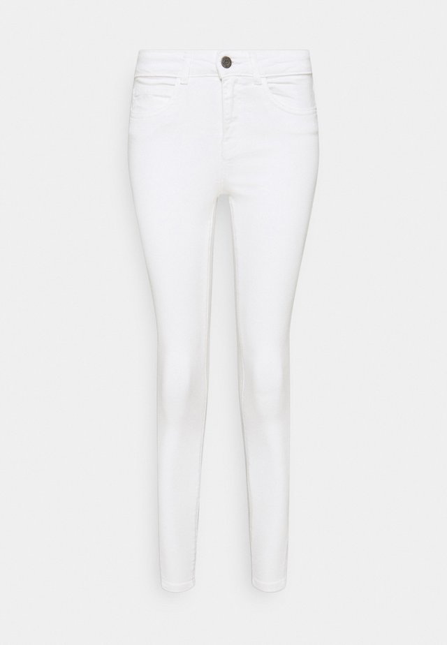 NMLUCY  - Jeans Skinny Fit - white