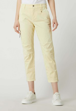 STRETCH-ANTEIL MODELL 'RICH' - Relaxed fit jeans - hellgelb