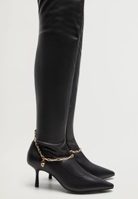 Violeta by Mango - PULSE-I - Over-the-knee boots - schwarz - 5