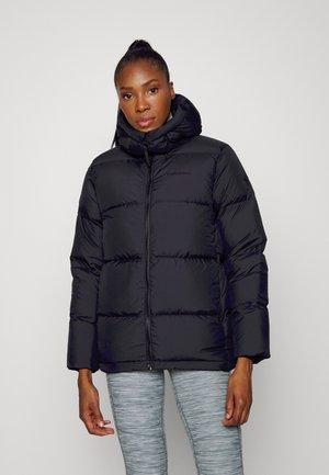 RIVEL PUFFER - Down jacket - black