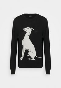 PS Paul Smith - WOMENS JUMPER - Jumper - black - 0