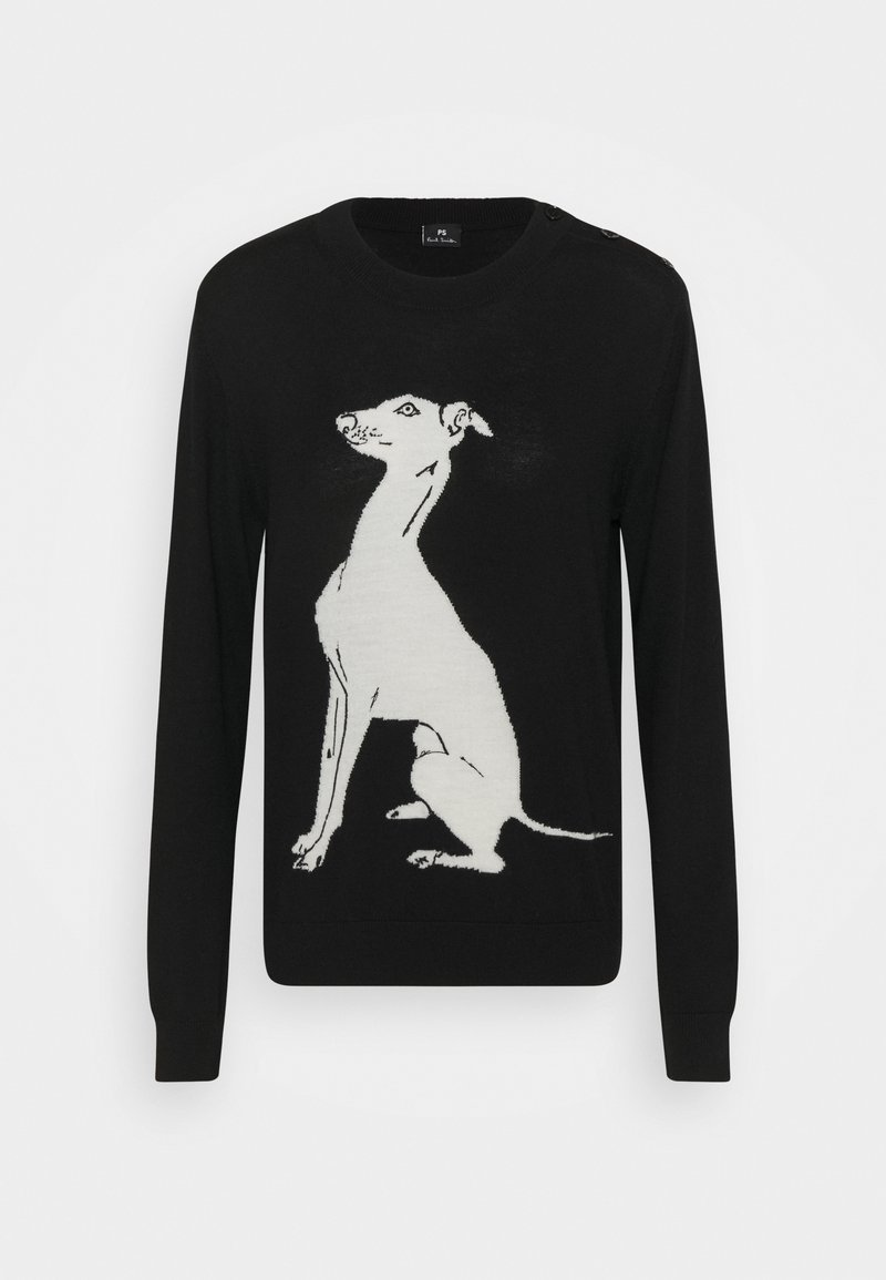 PS Paul Smith - WOMENS JUMPER - Jumper - black