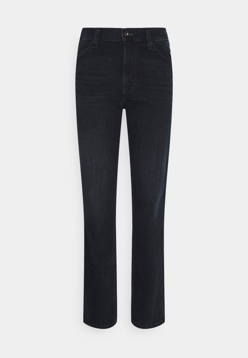 Mustang - TRAMPER  - Jeans Tapered Fit - denim blue