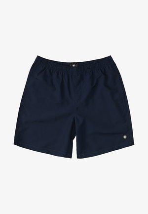 LATE DAZE - Short de sport - navy blazer