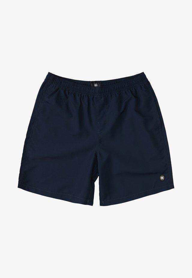 LATE DAZE - Korte broeken - navy blazer