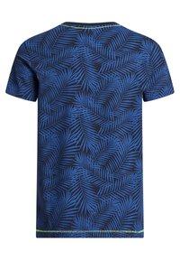 WE Fashion - T-shirts print - blue - 2