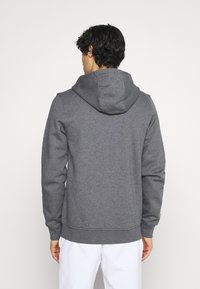 Lacoste - CLASSIC HOODIE - Zip-up hoodie - pitch chine/graphite sombre - 2