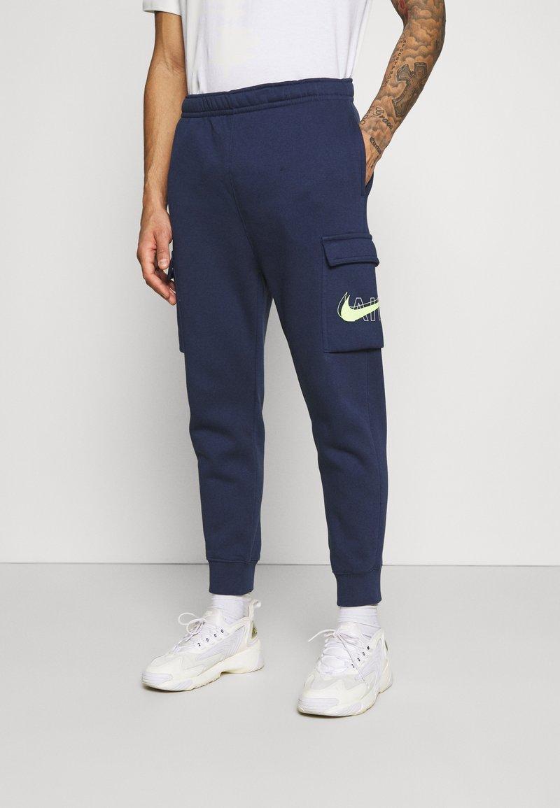 Nike Sportswear - Pantaloni sportivi - midnight navy