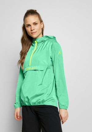 MALAX - Windbreaker - green