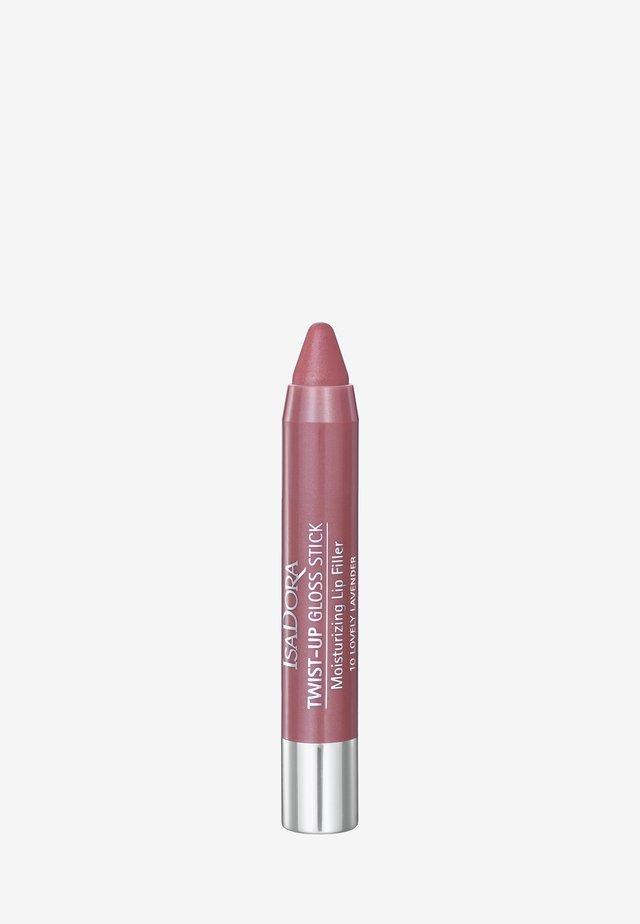 TWIST-UP GLOSS STICK - Lipgloss - lovely lavender