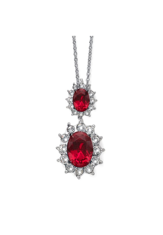 PRINCESS - Necklace - rot