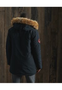 Superdry - EVEREST  - Winter coat - eclipse navy - 2