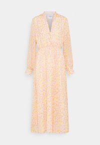 Selected Femme - SLFJEANIE VIENNA DRESS - Maxi dress - opera mauve - 0