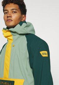 O'Neill - ORIGINAL ANORAK - Hardshell jacket - light green - 3