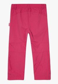 TrollKids - KIDS HAMMERFEST PRO SLIM FIT - Kalhoty - rubine red - 1