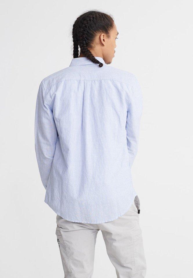 Homme Chemise - blue