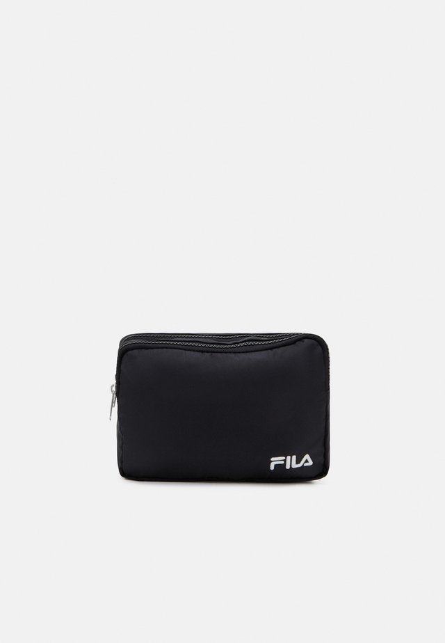 WAIST BAG MONKI - Bum bag - black