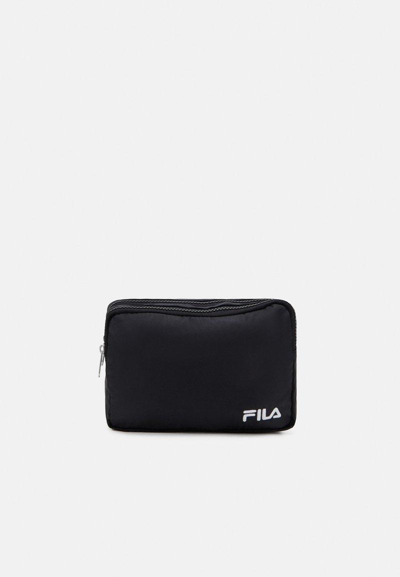 Fila - WAIST BAG MONKI - Bum bag - black