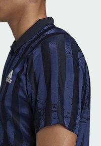 adidas Performance - Polo shirt - blue - 6