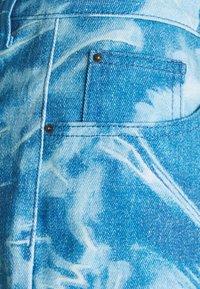 Jaded London - SWIMMING POOL SKATE - Jeans baggy - blue - 2