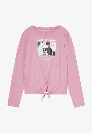 TEENS HAPPY  - Langærmede T-shirts - mauve original