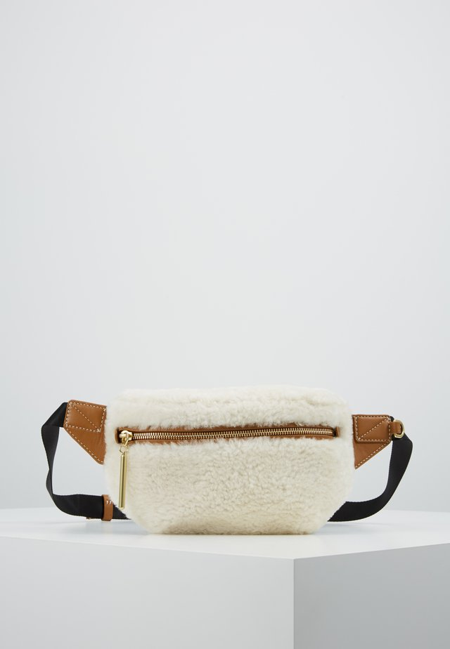 SLIM BUMBAG - Marsupio - natural
