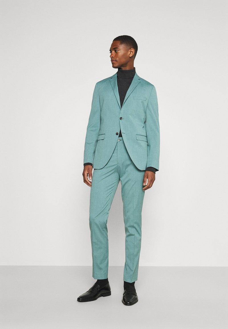 Selected Homme - SLHSLIM SUIT - Completo - greengage