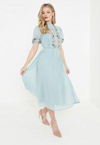 BEAUUT - Day dress - mint - 1