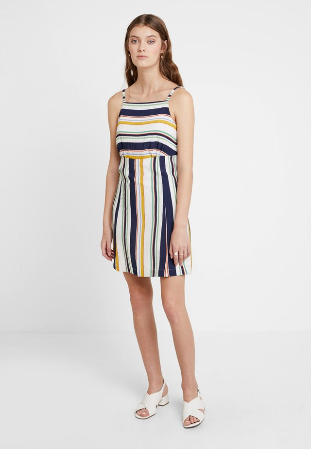 SANDRINE STRIPE - Day dress - multi