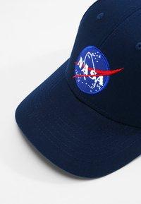 Alpha Industries - NASA - Cap - blue - 4
