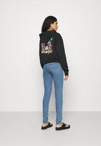 Wrangler - HIGH RISE SKINNY - Jeans Skinny Fit - static stone - 2
