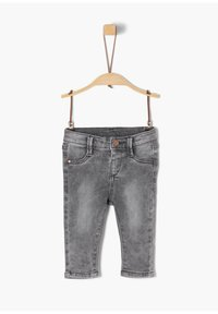 s.Oliver - Relaxed fit jeans - grey - 2