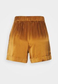 ASCENO - THE ZURICH SHORT - Pyjama bottoms - caramel - 1