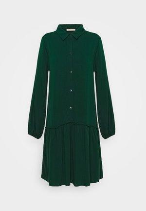 Oversized - Skjortekjole - khaki
