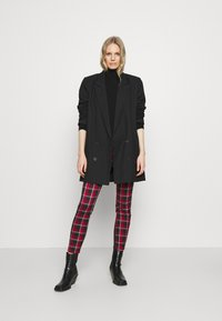 Anna Field - ROLL NECK- LOOSE FIT - Neule - black - 1
