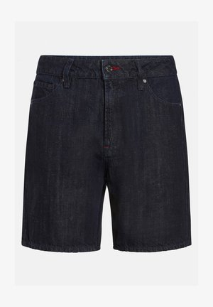 Short en jean - schwarz