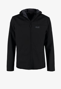 Jack Wolfskin - NORTHERN POINT - Soft shell jacket - black - 5