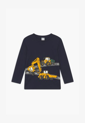 MINI EXCAVATOR - Long sleeved top - dark navy