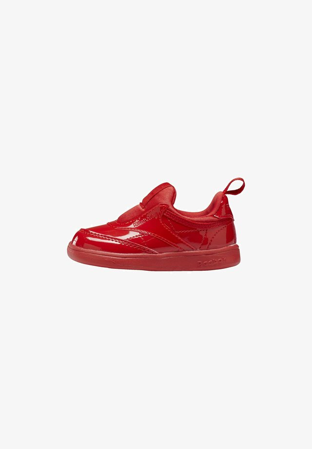 CARDI B CLUB C SLIP-ON  III SHOES - Sneaker low - red