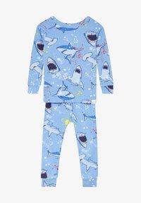 GAP - TODDLER BOY SET - Pijama - blue - 4