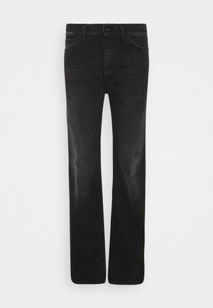 PANTALONE MABEL - Flared Jeans - dark grey