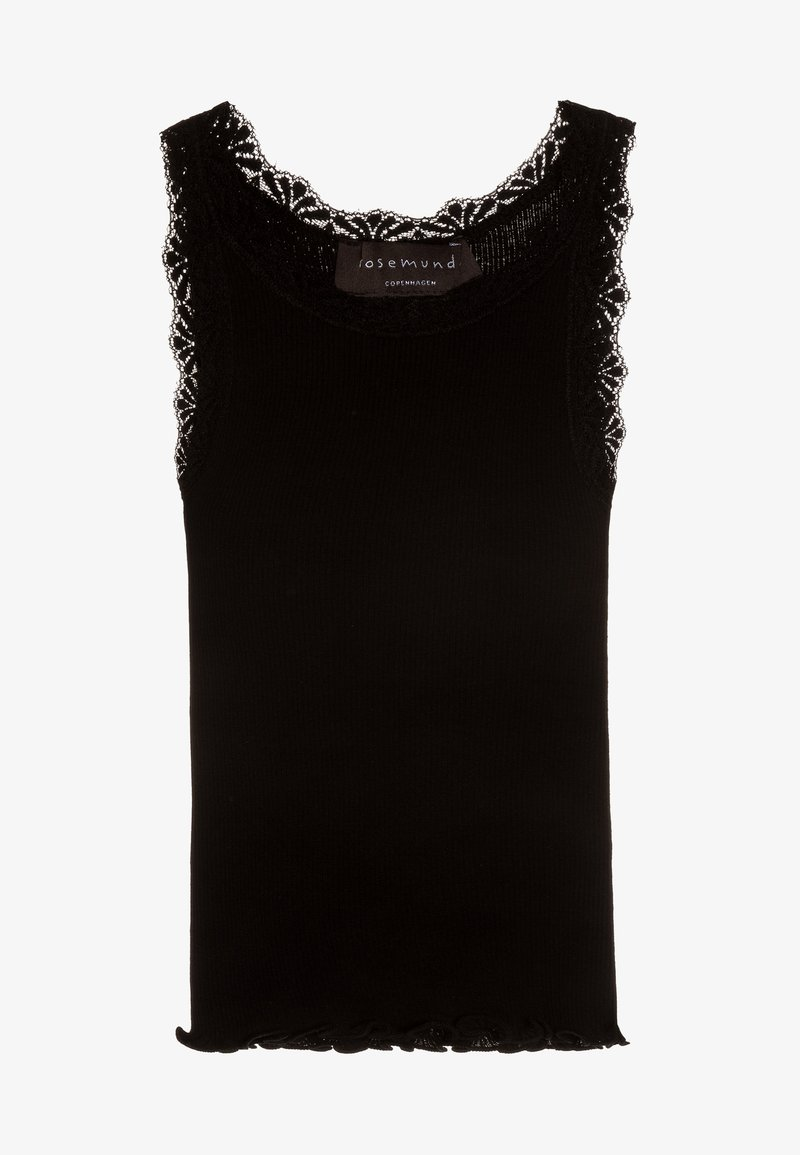 Rosemunde - Top - black