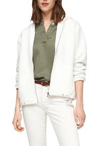 s.Oliver - JAS - Light jacket - offwhite - 3